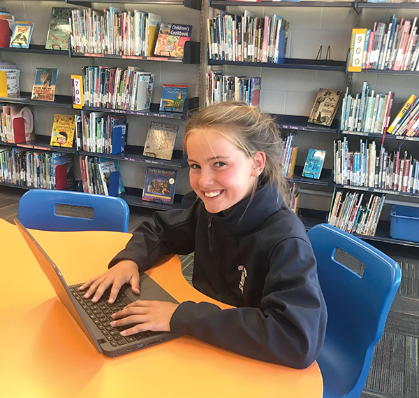 Year 7 student Millah enjoyed keeping a blog as part of the Summer Learning Journey programme.